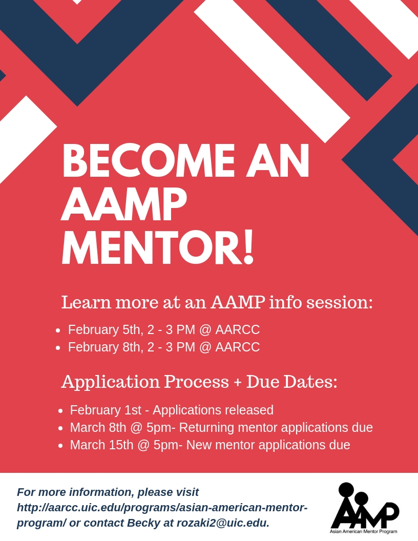 becoming an aamp mentor
